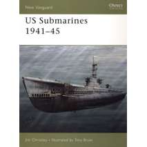 Submarines & Military Related, US Submarines 1941-45