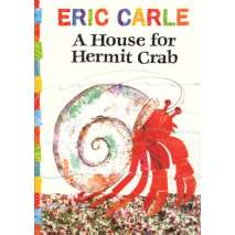 Books for Aquarium Gift Shops :House for Hermit Crab