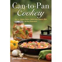 Cookbooks, Food & Drink, Can-to-Pan Cookery