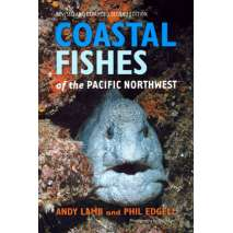 Fish & Sealife Identification Guides, Coastal Fishes of the Pacific Northwest, 2nd edition