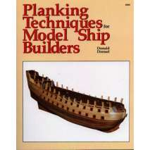 Modeling & Woodworking, Planking Techniques for Model Ship Builders