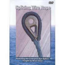 Knots, Canvaswork & Rigging, Splicing Wire Rope (DVD)