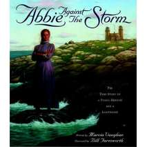 Young Adult & Children's Novels, Abbie Against the Storm