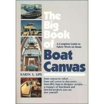 Canvaswork & Sails :Big Book of Boat Canvas