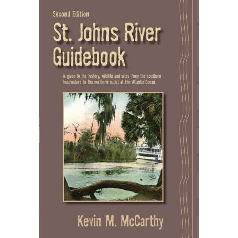 Florida and Southeastern USA Travel & Recreation :St. John's River Guidebook