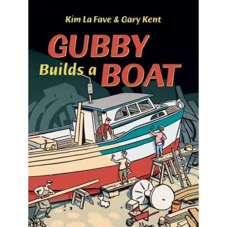 Boats, Trains, Planes, Cars, etc. :Gubby Builds a Boat