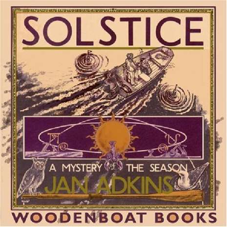 Novels :Solstice: A Mystery of the Season