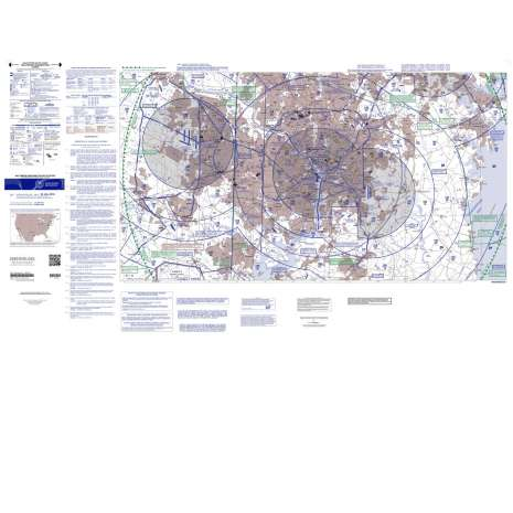 VFR: Helicopter Route Charts, FAA Chart: VFR Helicopter BALTIMORE/WASHINGTON
