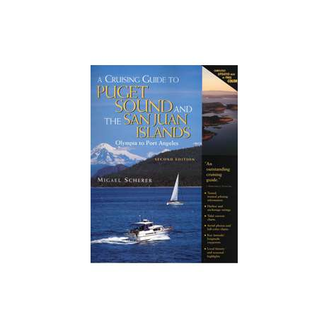 U.S. Region Chartbooks & Cruising Guides :Cruising Guide to Puget Sound and The San Juan Islands, 2nd edition