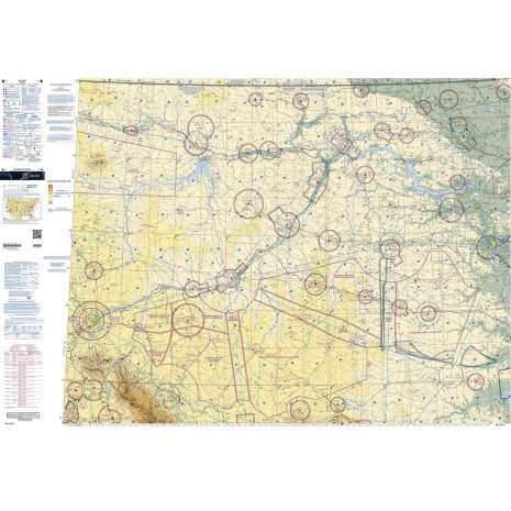 Sectional Charts, FAA Chart:  VFR Sectional BILLINGS