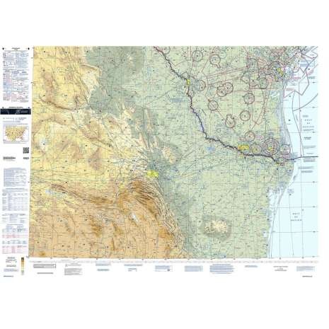 Sectional Charts :FAA Chart:  VFR Sectional BROWNSVILLE