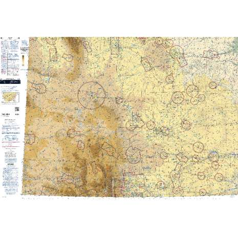 Sectional Charts, FAA Chart:  VFR Sectional CHEYENNE
