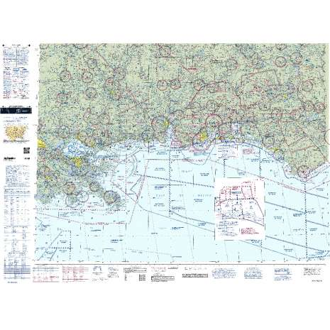 Sectional Charts :FAA Chart:  VFR Sectional NEW ORLEANS