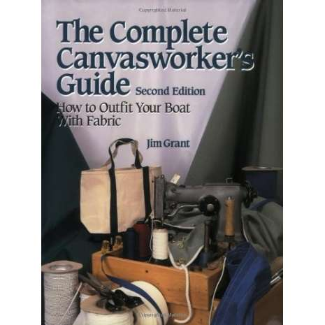 Knots, Canvaswork & Rigging :Complete Canvas Worker's Guide, 2nd edition