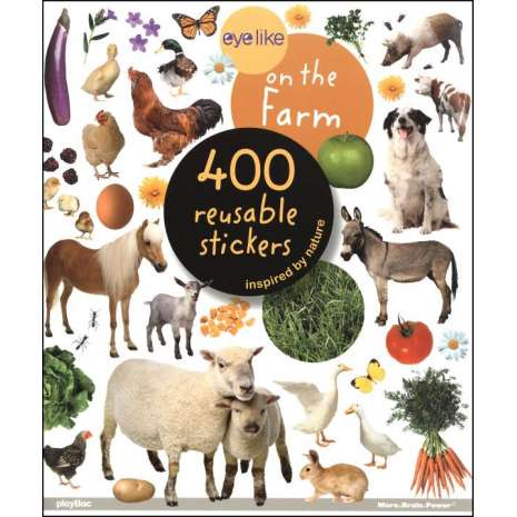 Stickers & Magnets :Eyelike Stickers: On the Farm