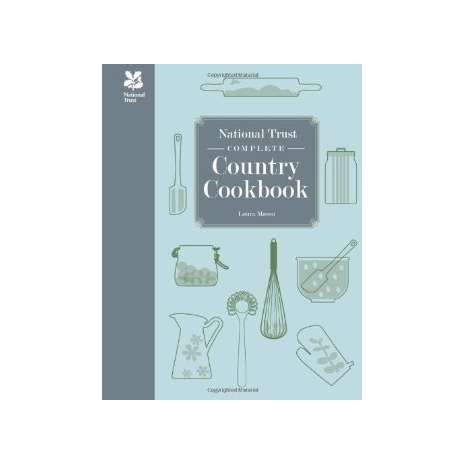 Regional Cooking :National Trust Complete Country Cookbook