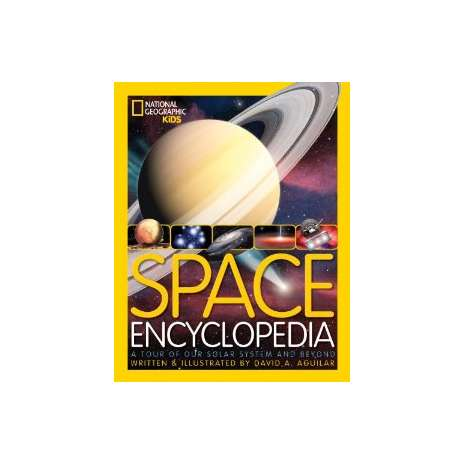 Space & Astronomy for Kids :Space Encyclopedia: A Tour of Our Solar System and Beyond
