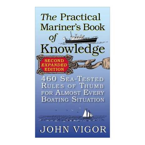 Boathandling & Seamanship :The Practical Mariner's Book of Knowledge, 2nd Edition
