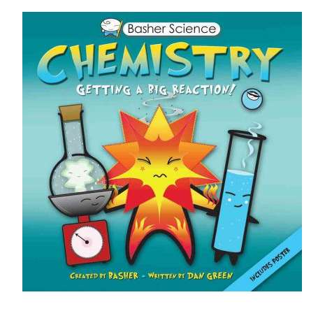Educational & Science :Chemistry: Getting a Big Reaction