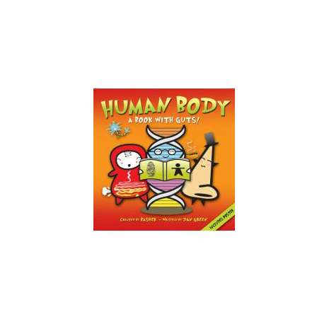 Educational & Science :Human Body: A Book with Guts