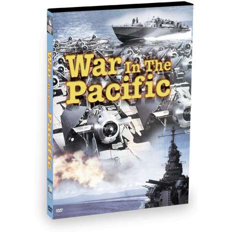 Maritime & Naval History :War In The Pacific (DVD)