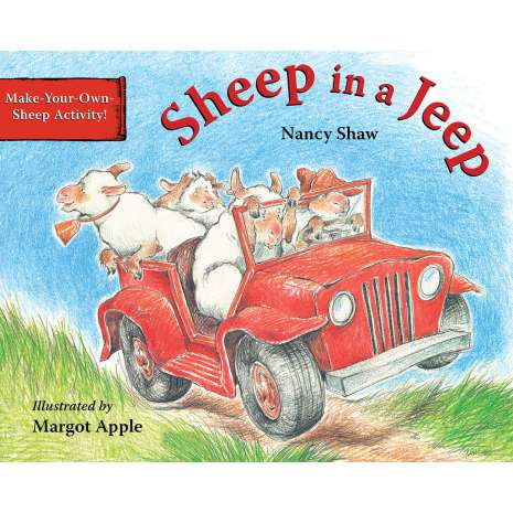 Children's Classics :Sheep in a Jeep: Board Book