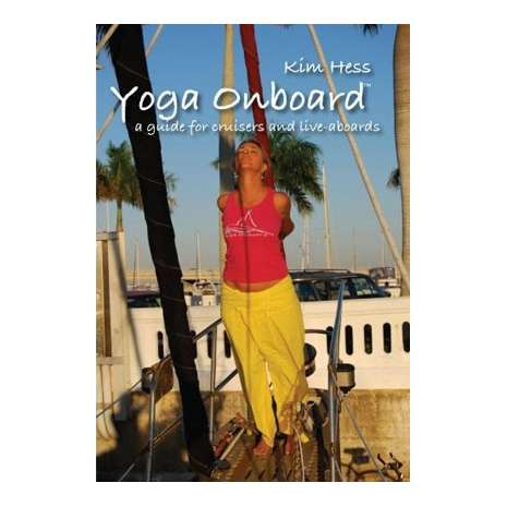 ON SALE Nautical Related, Yoga On-board: A Guide for Cruisers and Live-Aboards (DVD)