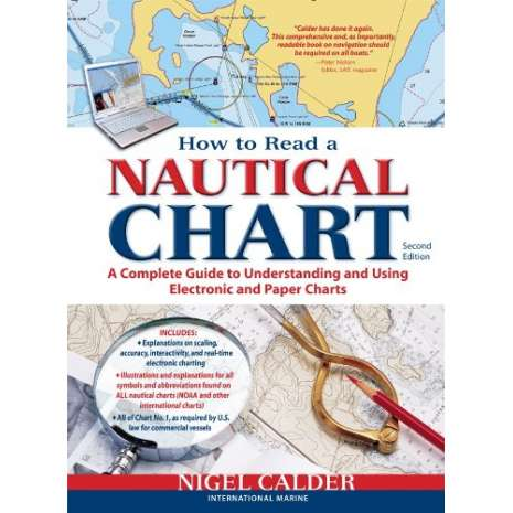 Navigation, How to Read A Nautical Chart, 2nd edition