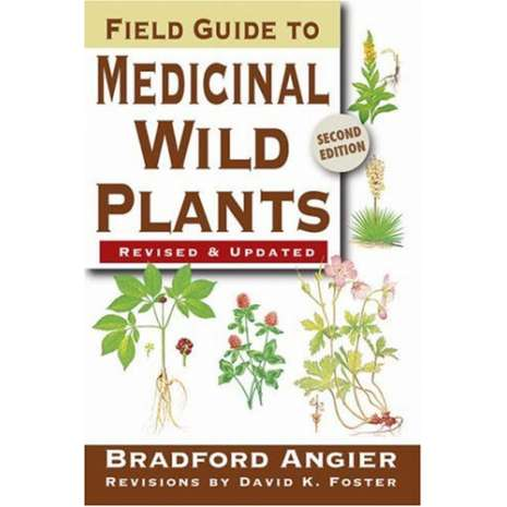 Foraging, Field Guide to Medicinal Wild Plants: 2nd Edition