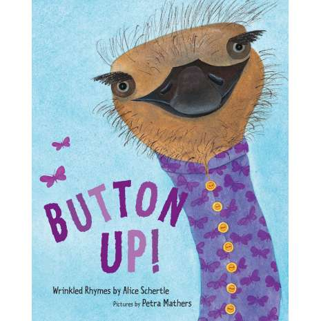 Books for Zoo Gift Shops :Button Up!: Wrinkled Rhymes