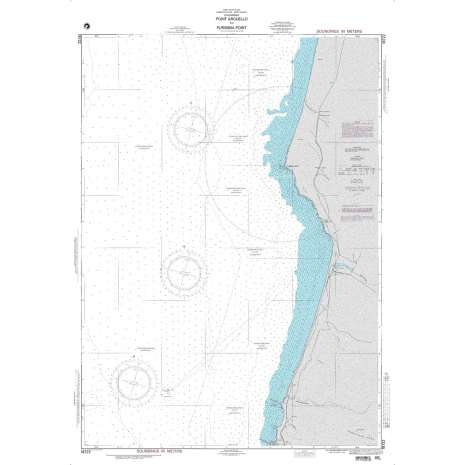 Region 1 - North America :NGA Chart 18722: Point Arguello to Purisima Point