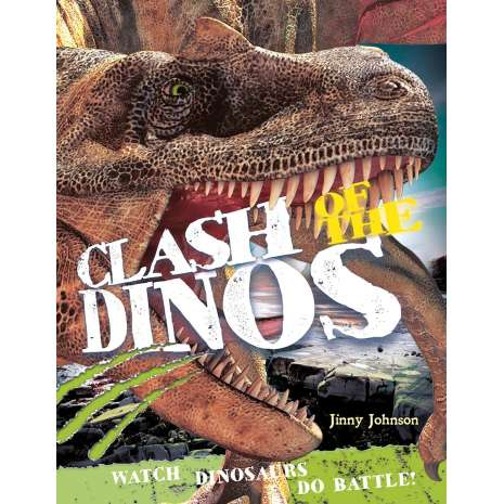 Dinosaurs & Reptiles, Clash of the Dinos: Watch Dinosaurs Do Battle!