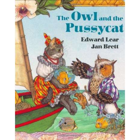Board Books :The Owl and the Pussycat