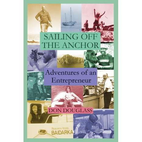 ON SALE Gift Shop related :Sailing Off The Anchor: Adventures of an Entrepreneur