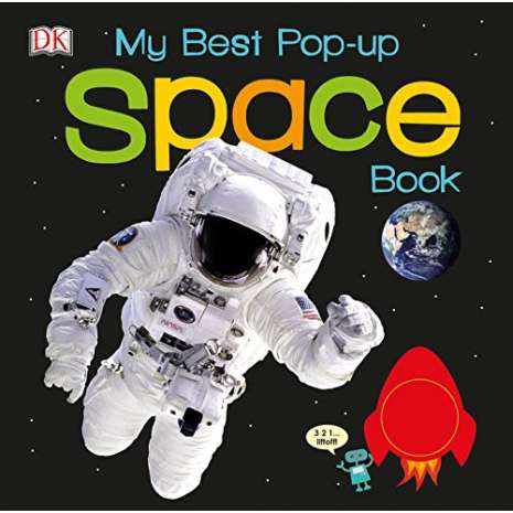 Space & Astronomy for Kids :My Best Pop-up Space Book