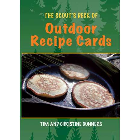 Camp Cooking :The Scout's Deck of Outdoor Recipe Cards