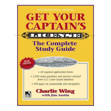Marine Training, Get Your Captain's License, 5th edition
