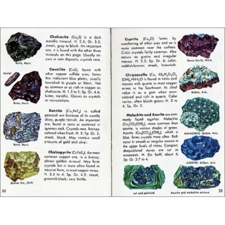 Rocks, Minerals & Geology Field Guides, Rocks, Gems and Minerals (Golden Guide)