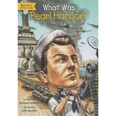 History for Kids :What Was Pearl Harbor?