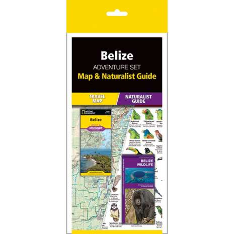 Mexico, Central and South America Travel & Recreation :Belize Adventure Set