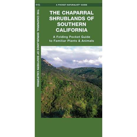 California Travel & Recreation :Chaparral Shrublands of Southern California