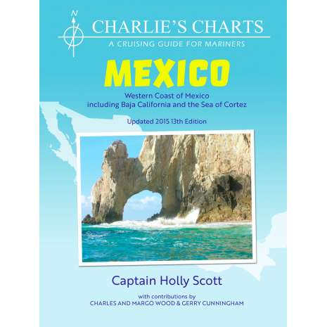 Charlie's Charts, Charlie's Charts: WESTERN COAST OF MEXICO AND BAJA