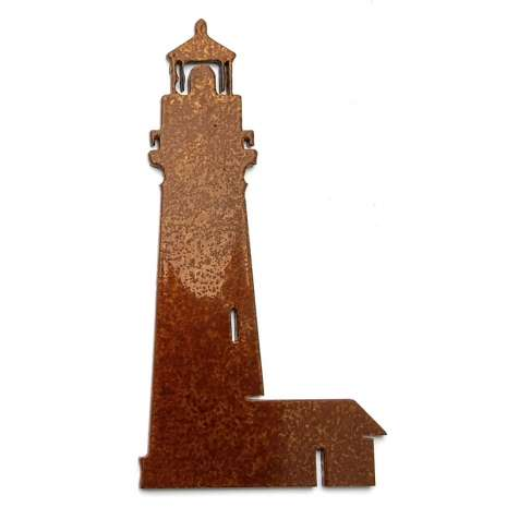Magnets & Metal Art, Yaquina Lighthouse Magnet