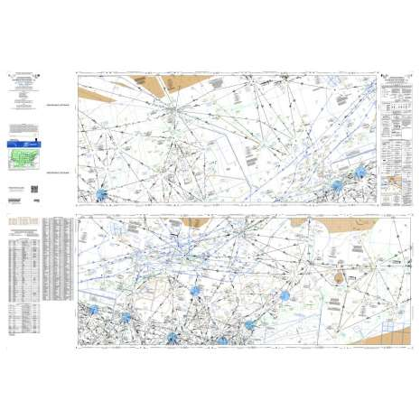 Enroute Charts, FAA Chart:  Enroute Low Altitude L 31/32