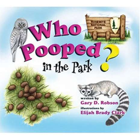 Animals, Who Pooped in the Park? Yosemite National Park