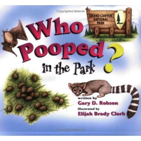Animals :Who Pooped in the Park? Grand Canyon National Park