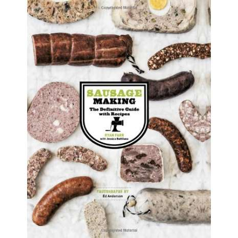 Canning & Preserving :Sausage Making: The Definitive Guide with Recipes