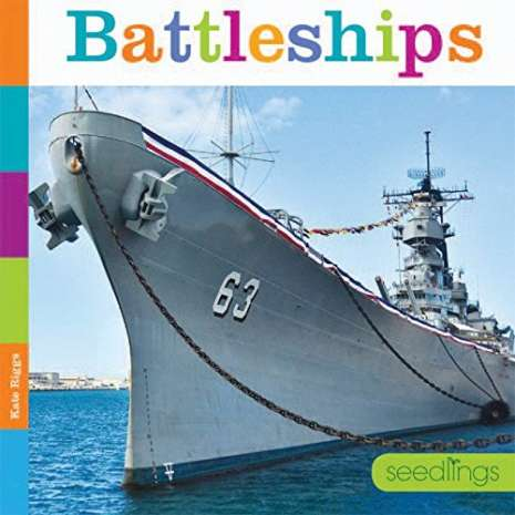 Boats, Trains, Planes, Cars, etc., Battleships