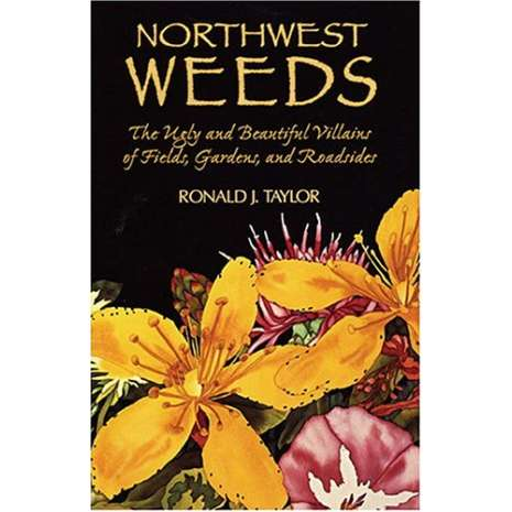 Tree, Plant & Flower Identification Guides, Northwest Weeds: The Ugly and Beautiful Villains of Fields, Gardens, and Roadsides