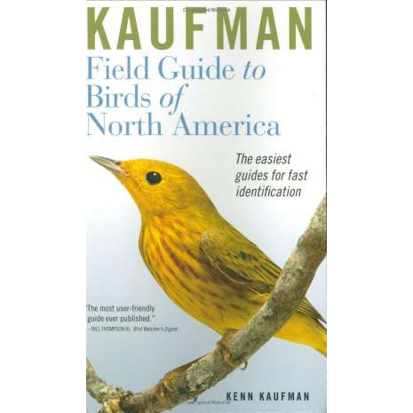 Birding, Kaufman Field Guide to Birds of North America